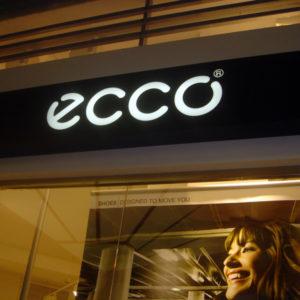 ECCO. ТЦ «Питер»