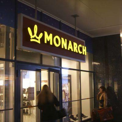 «Монарх» на Балканской площади