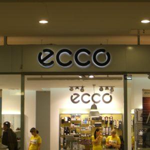 ECCO. ТК Континент