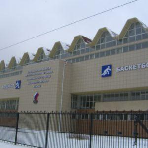 ДЮШС Олимпийского Резерва Василеостровского р-на