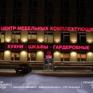 ТДМ на Митрофаньевском