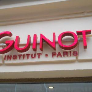 GUINOT. Сеть салонов красоты