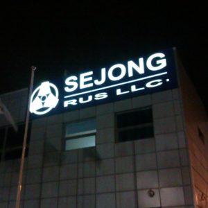 Sej Jong RUS .Hyundai Group
