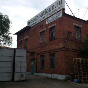 WOOD Boutigue. Крыша на Витебском
