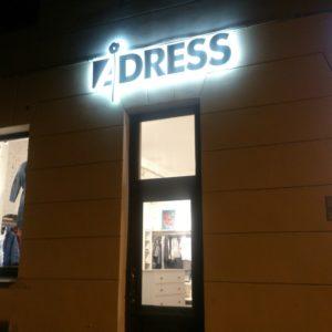 A-DRESS / Новый бутик на Петроградке